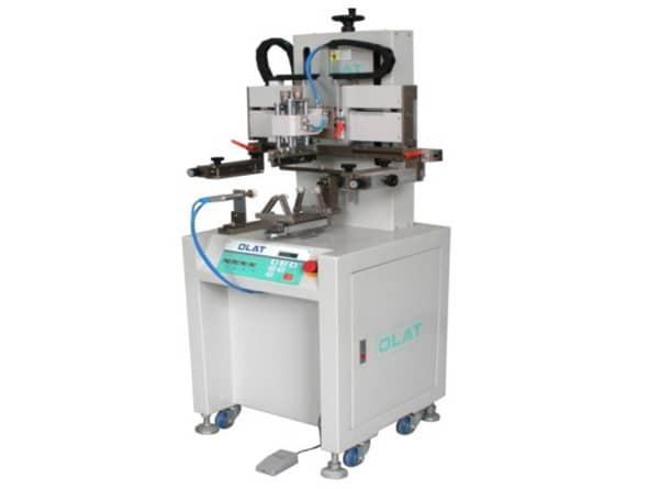 OS-500FA Round Surface Screen Printing Machine