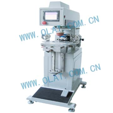 OAP-171E Single Color Pad Printing Machine with PLC Touch Screen
