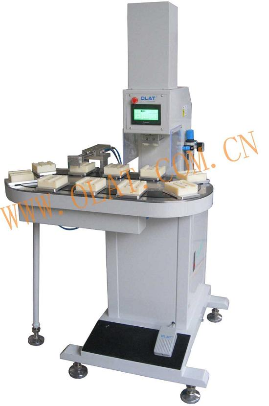 Hot Sale Pad Printing Machine with conveyor for Medical Accessories