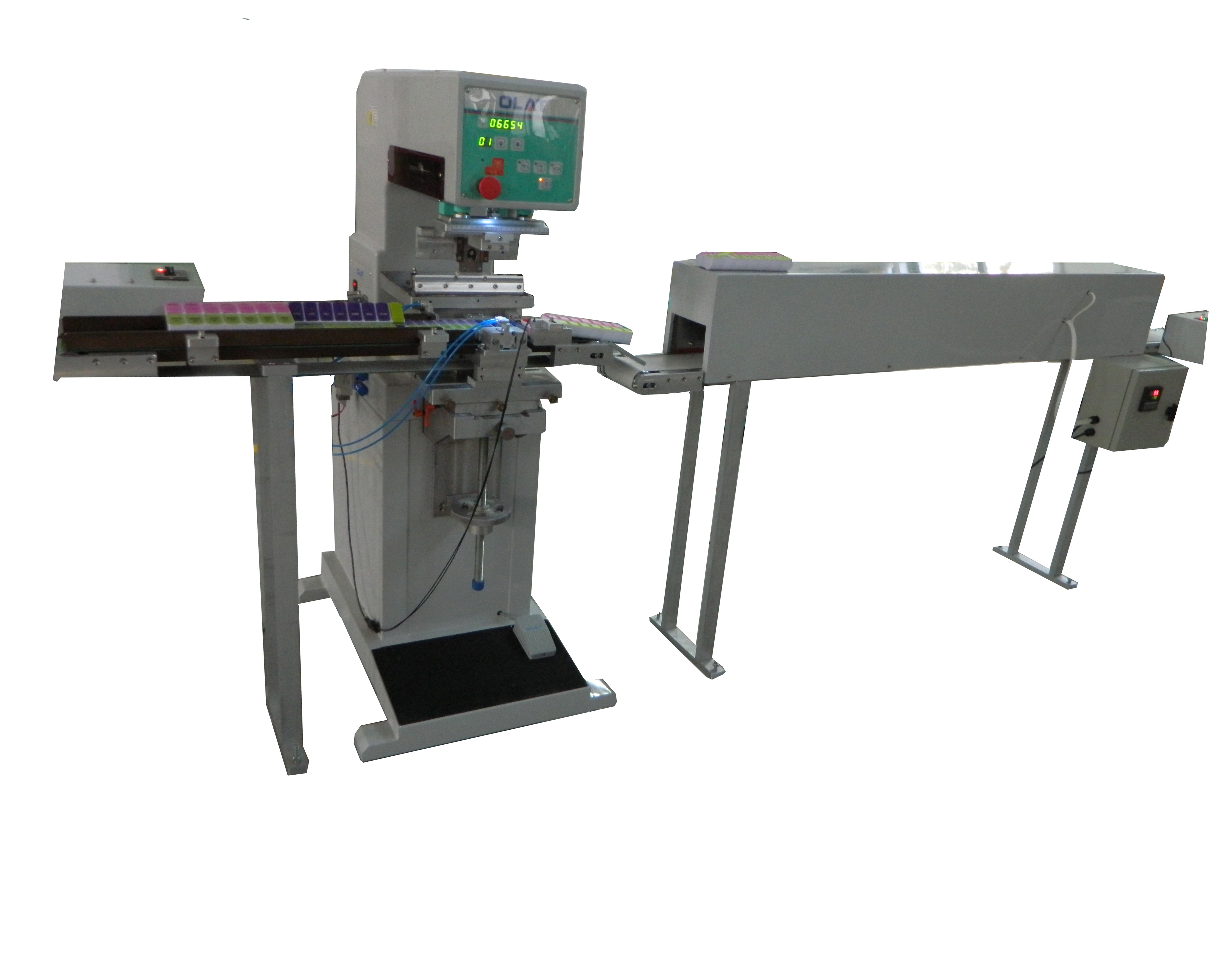 Automatic Color Box Printing Machine with Dry Machine